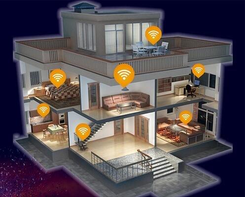 Smart Home wifi